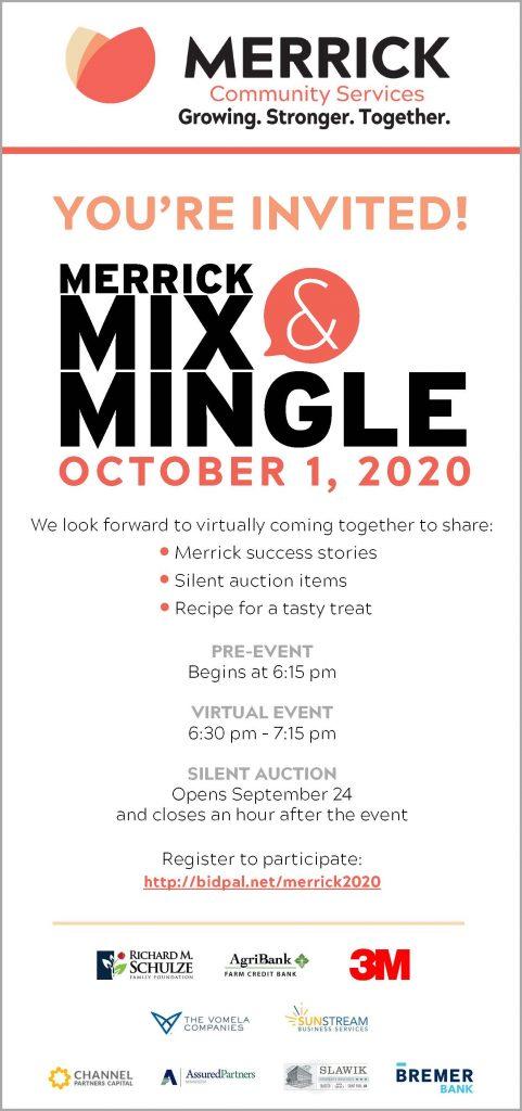 Mix and Mingle 2020